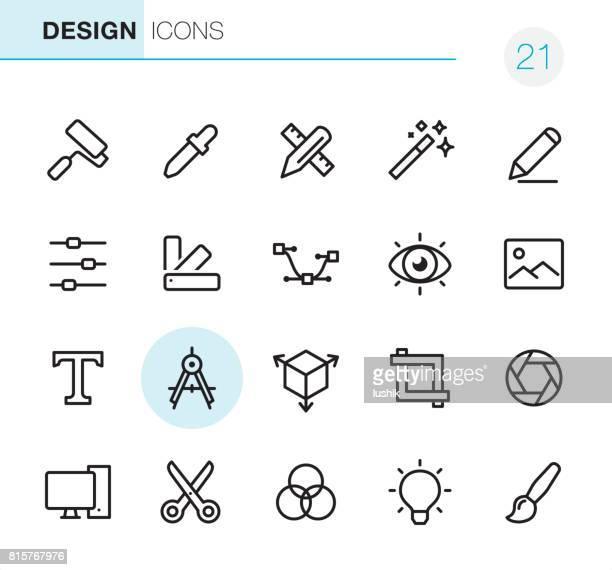 Graphic Design - Pixel Perfect icons