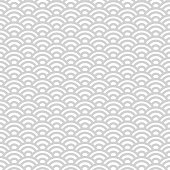 Light gray and white japanese seamless pattern