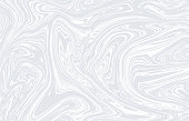 Gray and white marble texture design. Vector background.