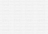 Gray isometric grid on white, a4 size horizontal background