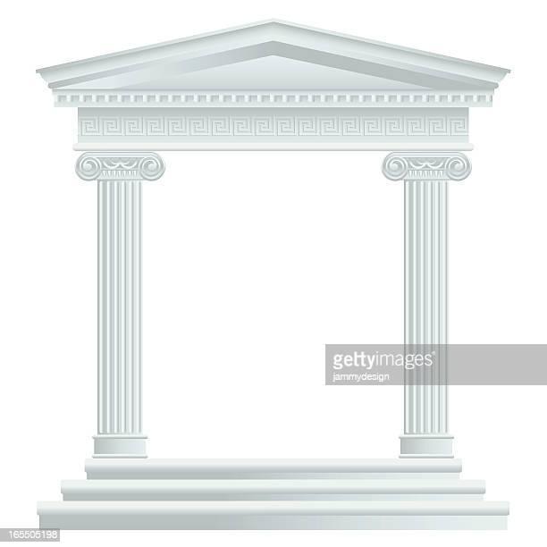 Greek/Roman Temple