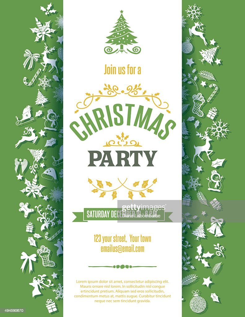 office invitation templates free office christmas party christmas