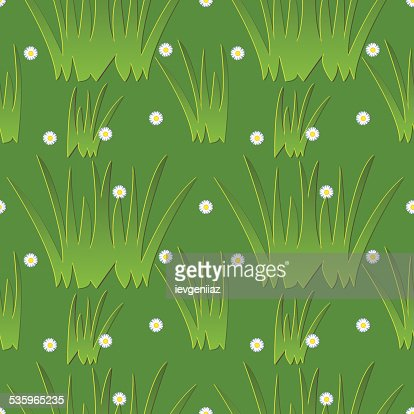 green field : Vector Art