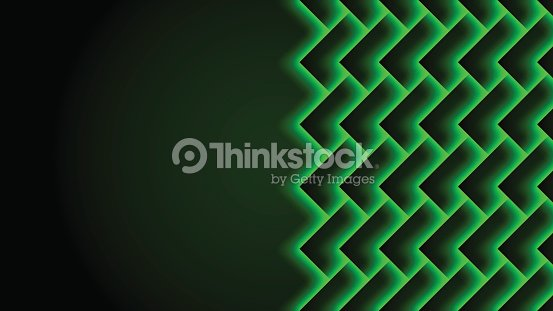 Green Neon Abstract Background Vector Art Thinkstock