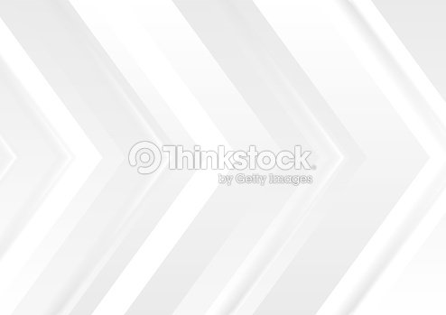Grey tech abstract corporate arrows background : stock vector