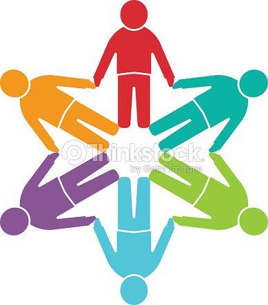 Group Of Children Togetherness Illustration Vector Art Thinkstock