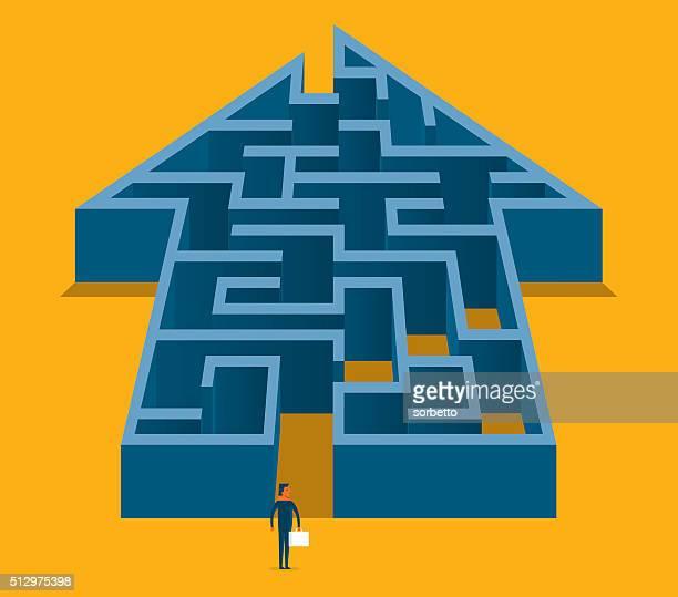 """Wachstum Maze """""""
