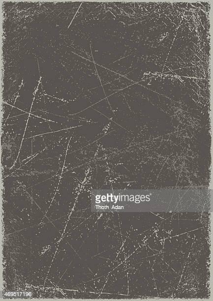Fond Grunge: Éraflure métal repasser