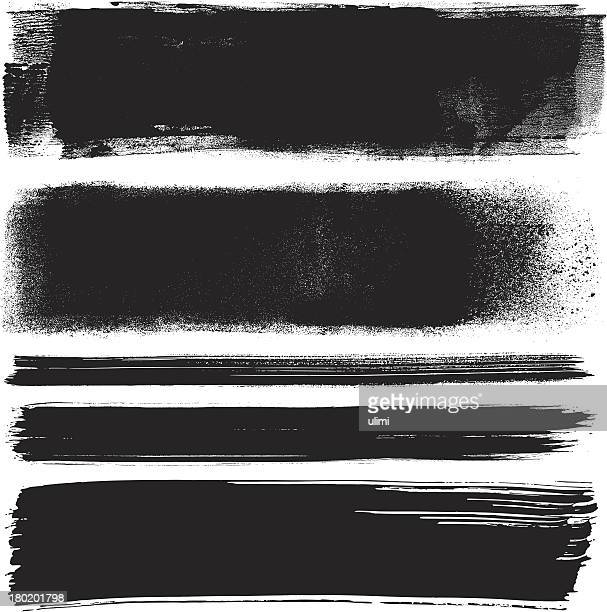Grunge design-Elemente