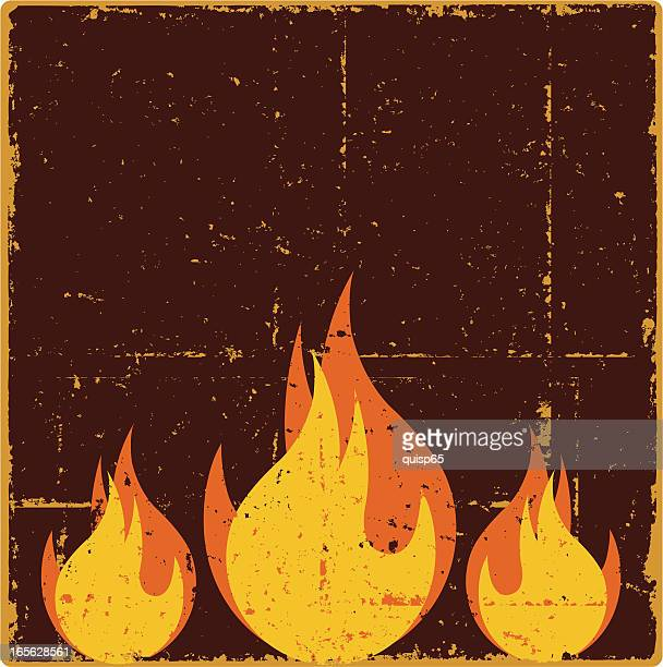 Grunge-Flames