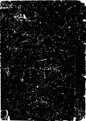 Illustration of a vintage black and white grunge texture, with scratched paper effect, patterns of dirt and stains