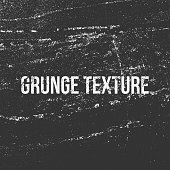Grunge Texture like a Grain, Dust or Chalk. Vector Illustration