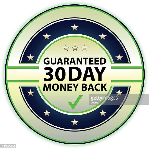 Guaranteed Thirty Day Money Back