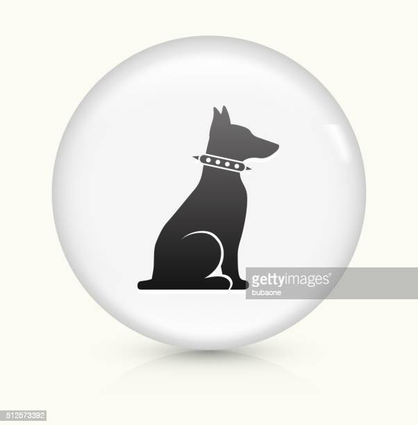 illustrations et dessins anim s de chien de garde getty images. Black Bedroom Furniture Sets. Home Design Ideas