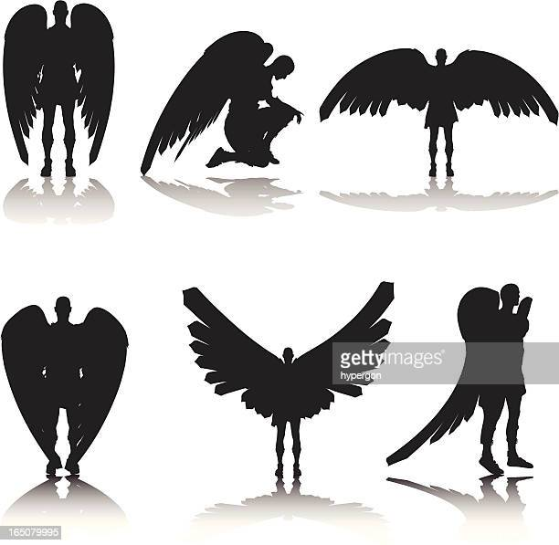 Archangel Stock Illustrations And Cartoons Getty Images
