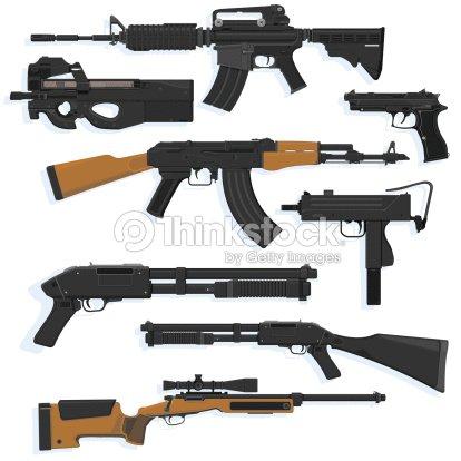 Come si sconfigge il Corre Guns-vector-id110943383?s=170667a&w=1007