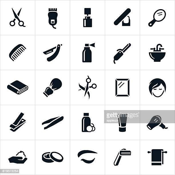 Friseur Symbole