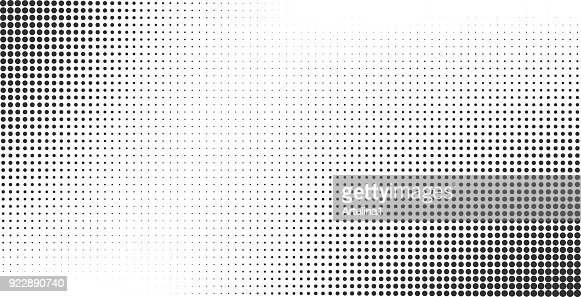 Halftone effect vector background : stock vector