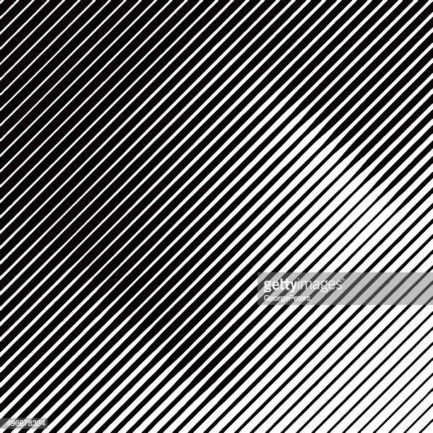 Halftone Pattern Gradient in Diamond Shape