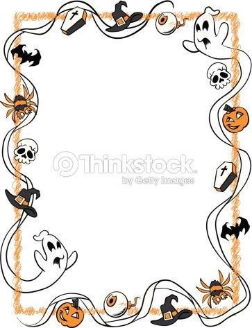 Halloween Border Vector Art | Thinkstock