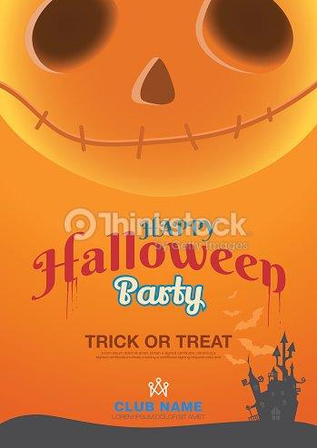 halloween poster template vector art thinkstock