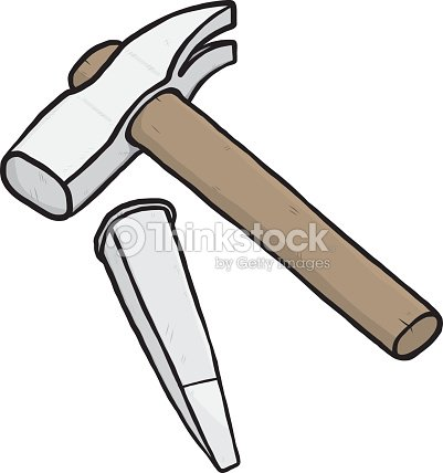 chisel and hammer coloring pages - photo#25