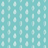 Simple scandinavian seamless pattern