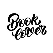 Hand drawn lettering card with heart. The inscription: book lover. Perfect design for greeting cards, posters, T-shirts, banners, print invitations.