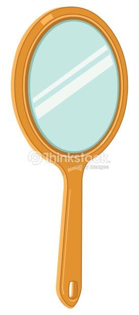 Hand Held Mirror Icon Vector Art | Thinkstock
