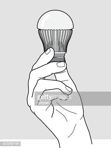 led music bulb instructions