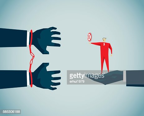 Handcuff : Vector Art