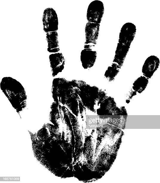 Impronta di mano
