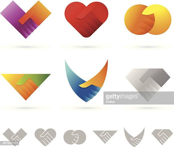 Handshake (icon set 1)