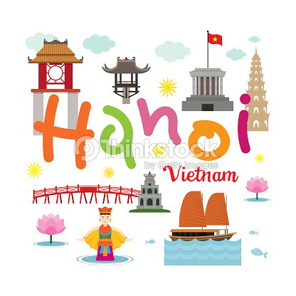 Hanoi Vietnam Travel and Attraction
