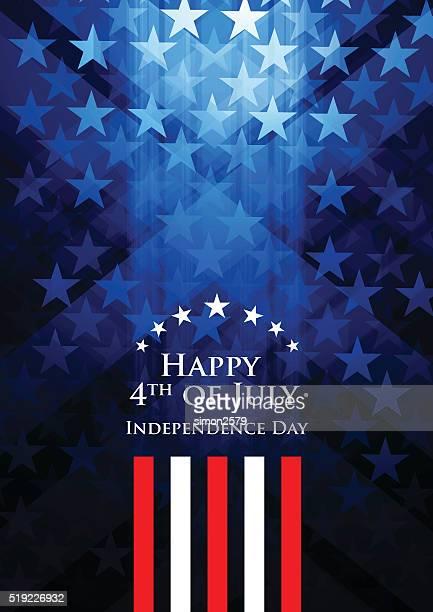 Di 4 luglio indipendenza giorno sfondo
