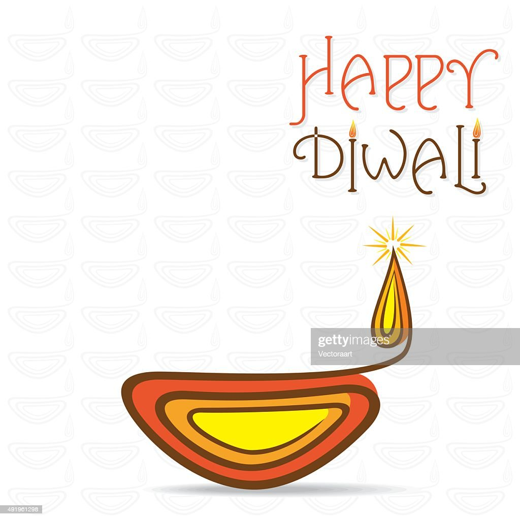 happy diwali greeting card design vector art thinkstock rh thinkstockphotos com