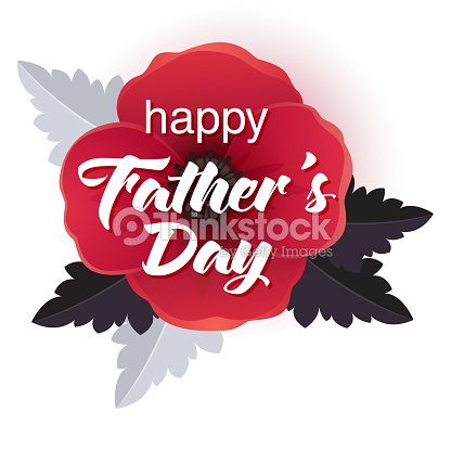Happy fathers day greeting card vector art thinkstock happy fathers day greeting card vector art m4hsunfo