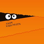 happy halloween card vector background 10 eps