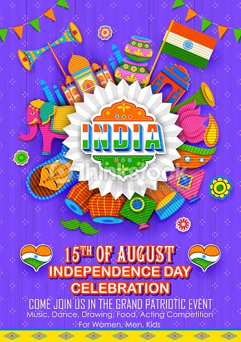 Happy Independence Banners House Hornwood Banners