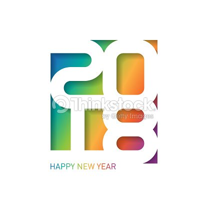 Happy new year 2018 vector greeting card with carving art cover of happy new year 2018 vector greeting card with carving art cover of business diary for 2018 with wishes vector brochure design template accmission Choice Image
