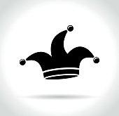 Illustration of hat icon on white background · 817162266  iStock  icono de  sombrero ec7c6bb87fc