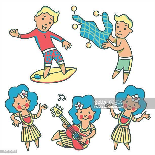 Hawaii Kids
