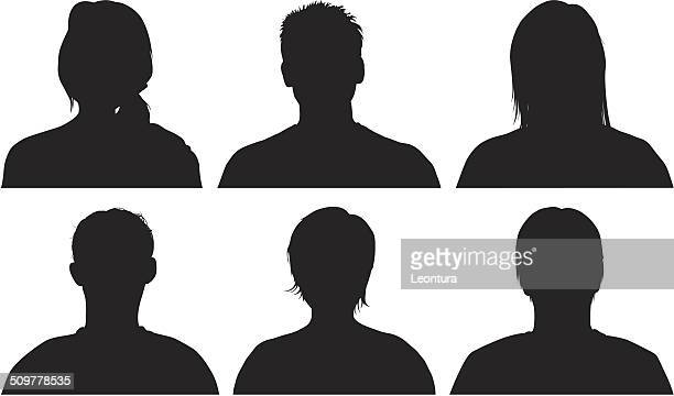 Head Silhouettes