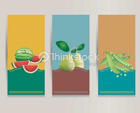 Health Brochure Template Vector Art Thinkstock