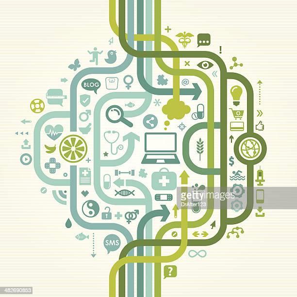 E Health Seamless Design