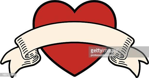 Corazón tatuaje