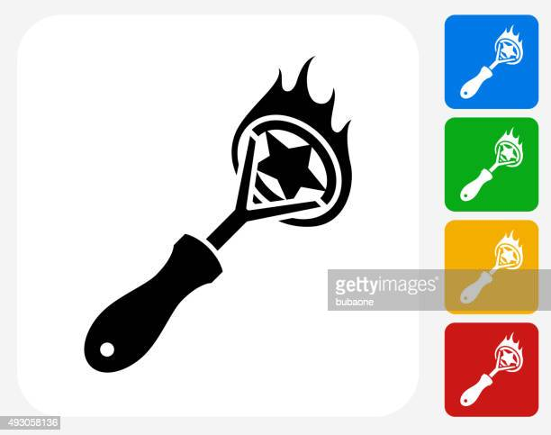 Branding Iron Stock Illustrations and Cartoons | Getty Images