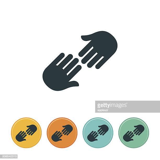 Icona di mano