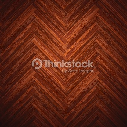 Herringbone Parquet Dark Floor Pattern Vector Art Thinkstock