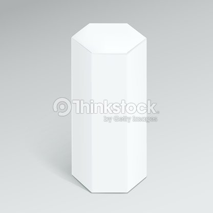 Sechseckige Moderne Box Vektorgrafik | Thinkstock